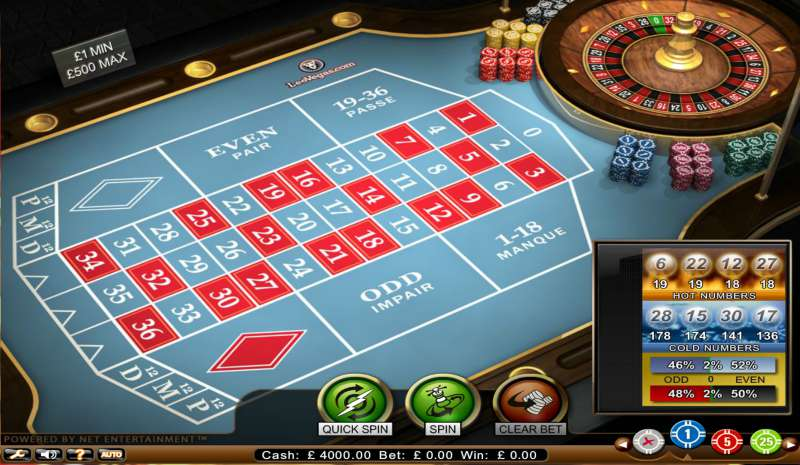 holland casino uitbetaling roulette